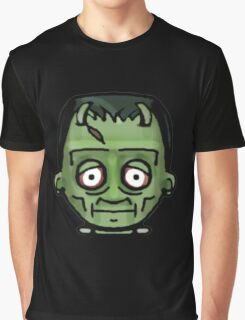 Frankensteins Monster Graphic T-Shirt