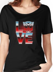 LOVEBOTS Women's Relaxed Fit T-Shirt