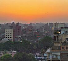 Another African Sunset by Vanessa  Warren
