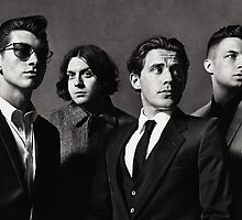 Arctic Monkeys by lauragriffin