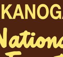 Okanogan National Forest Sticker