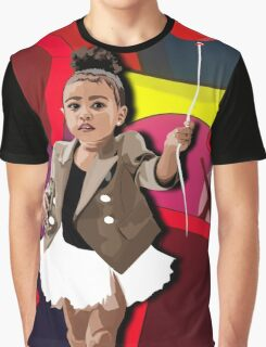 North West x Kaws Graphic T-Shirt