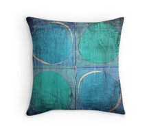 containing joy = the after effects Throw Pillow