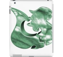 Lamia Scale Emblem iPad Case/Skin