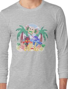 Pokemon Sun & Moon - Aloha Long Sleeve T-Shirt