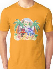 Pokemon Sun & Moon - Aloha Unisex T-Shirt