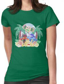 Pokemon Sun & Moon - Aloha Womens Fitted T-Shirt