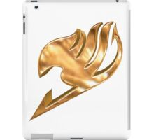 Fairy Tail Emblem iPad Case/Skin