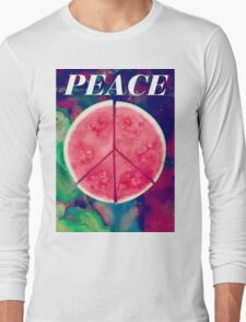 Peace Ep Delicious Long Sleeve T-Shirt