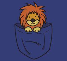 Pocket Lion by xashleyrose