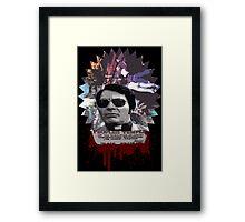 Jim Jones Framed Print