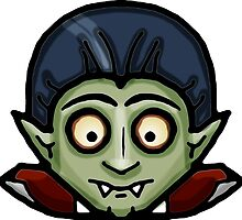 Cute Count Dracula by BagChemistry