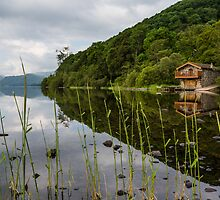 Duke of Portland Boathouse - Ullswater by David Lewins