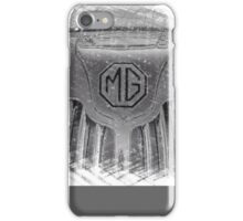 Oh, MG! iPhone Case/Skin