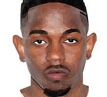 Kendrick Lamar by HPhipps