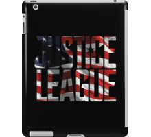 Justice League 001 iPad Case/Skin
