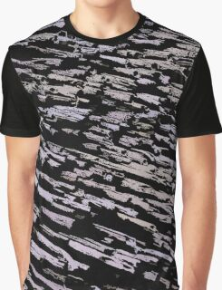Straws, sticks, abstract pattern Graphic T-Shirt