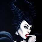 ' Maleficent '  by mdarkside