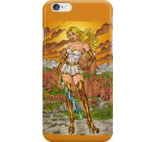 She-Ra, Princess of Power by Al Rio iPhone Case/Skin