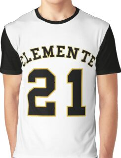 Roberto Clemente #21 Graphic T-Shirt