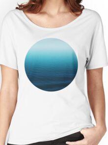 Deep Blue Women's Relaxed Fit T-Shirt