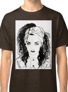 BOY GEORGE (Black & white vers.) Classic T-Shirt
