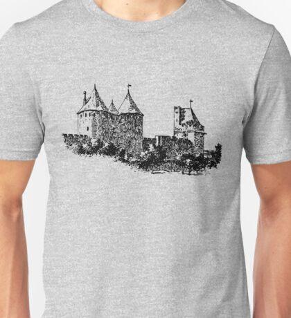CASTLE - HISTORY Unisex T-Shirt