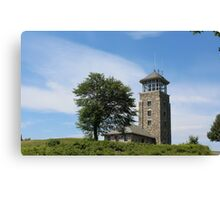 Lookout Tower Canvas Print
