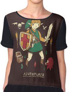 Legend Of Zelda Chiffon Top