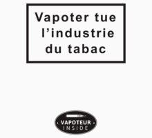 Vapoteur inside #4 by guillaume bachelier