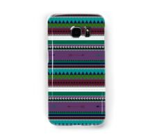 PURPLE ETHNIC ATAKAPA Samsung Galaxy Case/Skin