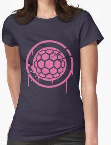 Zarya spray Womens Fitted T-Shirt