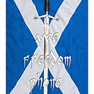 aye freedom phone..tae celebrate Bannockburn by joak