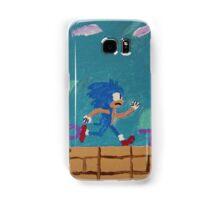 Aqua Lake Zone Samsung Galaxy Case/Skin