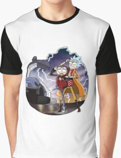 rick and morty Future Graphic T-Shirt