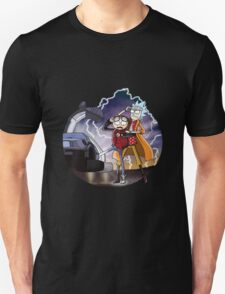 rick and morty Future Unisex T-Shirt