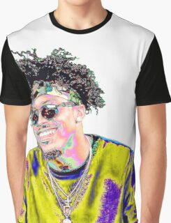 August Alsina Graphic T-Shirt