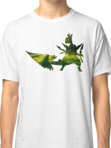 Mega Sceptile used Leaf Storm Classic T-Shirt