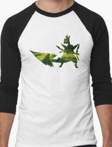 Mega Sceptile used Leaf Storm Men's Baseball ¾ T-Shirt