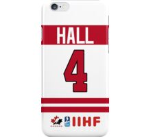 Taylor Hall Team Canada iPhone Case/Skin