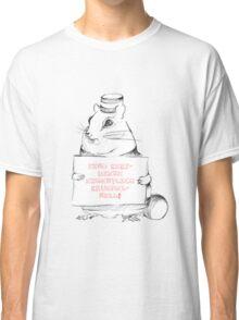 Sind Keksdiebe eigentlich krümelnell? Classic T-Shirt
