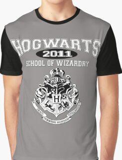 Hogwarts Leavers Design - Class of 2011 Graphic T-Shirt
