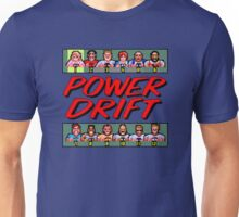 POWER DRIFT SEGA ARCADE Unisex T-Shirt