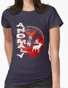 World Anomaly Womens Fitted T-Shirt