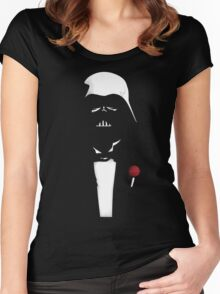 The Father Darth Vader ! Women's Fitted Scoop T-Shirt