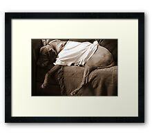 Limited Edition Dot Framed Print