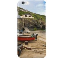 The Workhorses of St Agnes iPhone Case/Skin