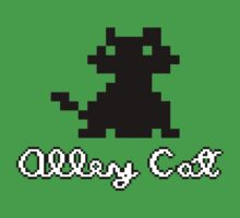 ALLEY CAT - DOS PC GAME Baby Tee