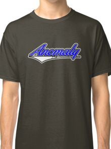 Anomaly Stripes Blue Classic T-Shirt
