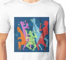 Abstract Jazz Unisex T-Shirt